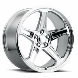 Fits 20 9.5 Demon Chrome Wheels Rims For Charger Challenger 11 12 13 14 15 16