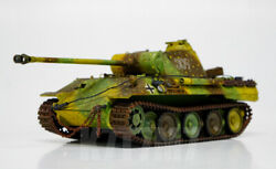 New Panther German World War 2 1 35 Military Ardennes built