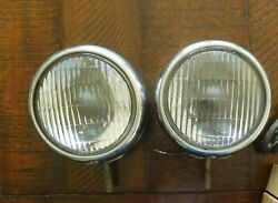 1949 1950 1951 1952 1953 1954 Chevrolet Clear Guide 2025-a Fog Lights Work