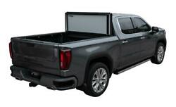 Lomax Stance Hard Cover For 07-20 Toyota Tundra 6ft 6in Box W/ Deck Rail
