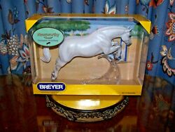 BREYER CHEERS NEWSWORTHY SHOW JUMPING PONY NEW IN BOX