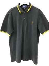 fred perry polo large $39.99