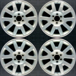Ford Expedition All Silver 20 Oem Wheel Set 2009 To 2014