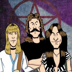 Rush By Anthony Parisi Limited Edition Print