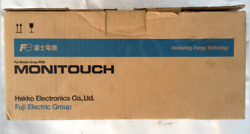 Fuji Hakko V712is-003 Touch Screen Panel New In Box Hmi Expedited Shipping