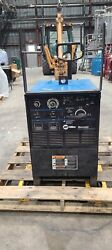Miller Shopmaster Welder 300 Amp, 903126 With Ground Cable And Clamp