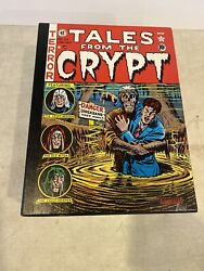 Tales From The Crypt Complete Ec Comics Russ Cochran 5 Hard Cover Set W/slipcase