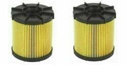 2 Pack Marpac 7-6858 Qwick View Filter Fuel Water Separator 10 Micron 7-6862