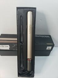 FURIDEN Professional Hair Straightener Flat Iron for Hair Styling: 2 in 1 Tourm