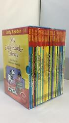 My Early Reader Library 30 Books Children Collection Paperback Box Set Pack
