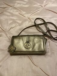 BOLZANO CROSSBODY PEWTER BAG $29.95