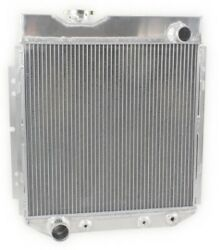 For 1964 65 1966 Ford Mustang 1960-65 Ford Falcon Comet Aluminium 3row Radiator