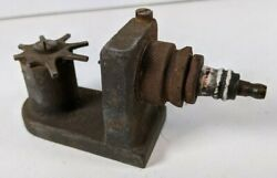 Antique Ford V8 Spark Plug Tester Gapping Jig Tool Champion Performance Tools