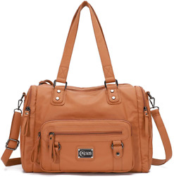 KL928 Hobo Shoulder Bags Large Crossbody Purses Satchel Handbags for Women $58.04