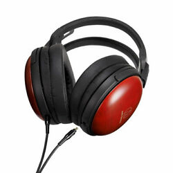Audio-technica Wood Housing Over-ear Headphones Ath-awas Hi-res Support