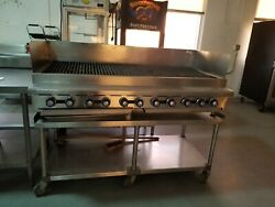 Chart Broiler Imperial