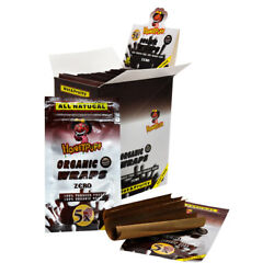 Honeypuff Cigar Rolling Papers Natural Pure Flavoured King Size Full Box 50packs