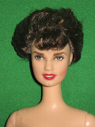 Barbie As Rizzo From The Movie Grease  Nude W/ Stand