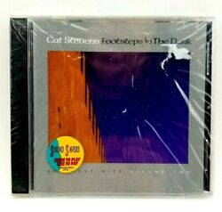 Footsteps In The Dark Greatest Hits, Vol. 2 By Cat Stevens Cd, Oct-1990,...new