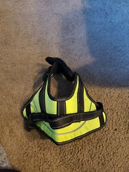 Voopet No Pull Dog Harness Size Small Lime Green FREE SHIPPING
