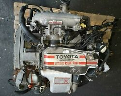 Toyota Celica Gt4 St165 2.0 Turbo 3s-gte Complete Engine