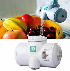 New Self-powered Water Tap Ozone Generator Filter O3 Water Purifier Sterilizer
