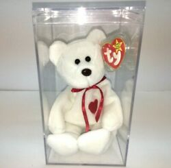 Oddity Ty Beanie Babies Valentino 1994-93 Tags Style 4058 Pvc Pellets
