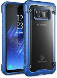 SUPCASE Unicorn for Samsung Galaxy S8 Active Frost Case Shockproof Back Cover $11.69