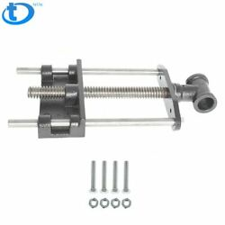 7 Cast Iron Woodworking Bench Vise Front Screw Vise For Workbench