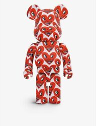 Bearbrick Keith Haring 6 1000 Medicom Brand New Be@rbrick Sold Out Edition Nib