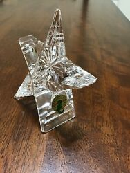 Waterford Crystal Star Paperweight - Ireland
