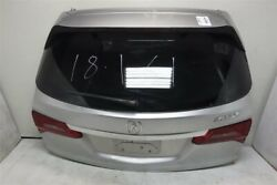 2014-2016 Acura Mdx Powered Trunk Lid Deck Tail Gate Tailgate Hatch Silver