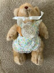 2 For 1 Vintage 1984 Gorham Collection Bears Of The Month, Felicity And Marmalade
