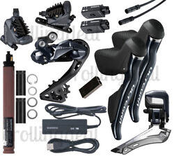 Shimano Ultegra R8050 And R8070 Di2 Electric Hydraulic Brakes Upgrade Groupset Kit