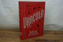 Dracula By Bram Stoker Collectible Edition Pu Leather Bound New