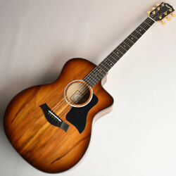 New Taylor 224ce Koa Dlx 2106149351 Acoustic Guitar From Japan
