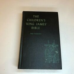 The Childrens King James Bible New Testament 1960 Illustrated