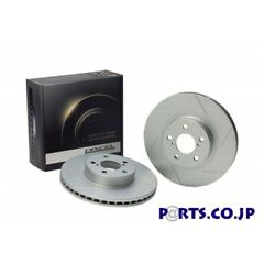 Dixcel Front Brake Disc Rotor Sd Type For Ncp13 Vitz 1.5rs