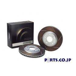 Dixcel Front Disc Rotor Fs Type Lexus Is200t Ase30