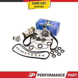 Timing Belt Kit Aisin Water Pump Valve Cover For Honda Acura Cl 3.0l J30a1