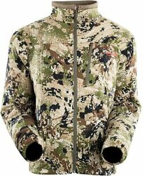 Sitka Gear Menand039s Kelvin Active Water Repellent Insulating Hunting Jacket