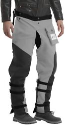 Zelarman Chainsaw Chaps Apron Wrap 8-layer For Men/women Loggers Forest Workers