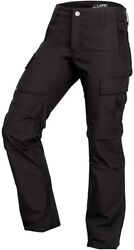 La Police Gear Womenand039s Mechanical Stretch Ops Tactical Cargo Pants