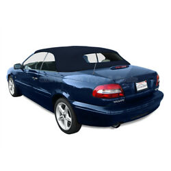 Volvo C70 Convertible Top For 1999-2006 Marine German A5 Glass Window