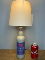 Delirium Tremens Beer Bottle Lamp Bulb And Shade Not Included Handmade