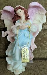 Seraphim Classics Monica - Under Loveand039s Wing 1997 Special Event 78090 W/pin