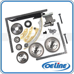 For 06-10 Chevrolet Cobalt 2.4l Timing Chain Kit W/ Variable Valve Timing Gears