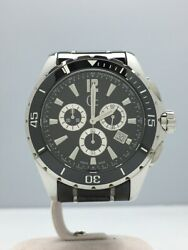 Gc Watches Quartz Watch Analog Stainless Blk X76002g25 Sports Class Back Small W