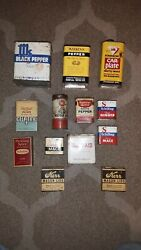 Old Spice Tins And Boxes