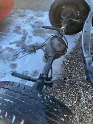 2012 Mercedes Sprinter 2500 Rear End Axle Differential Assembly 89k Miles